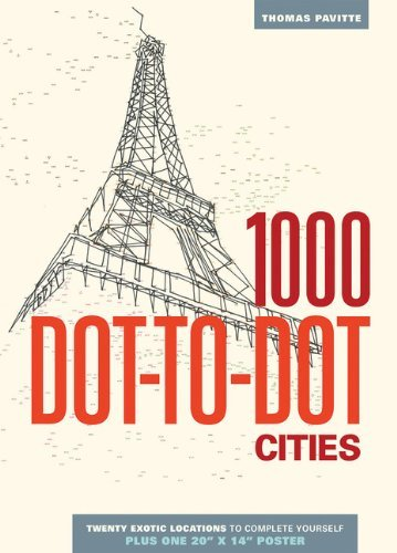 Cities: 1000 Dot-To-Dot