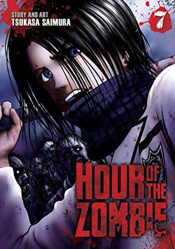 Hour of the Zombie (Volume 7)