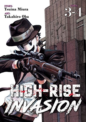 High-Rise Invasion (Volume 3-4)