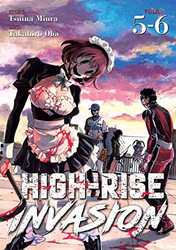 High-Rise Invasion (Volume 5-6)