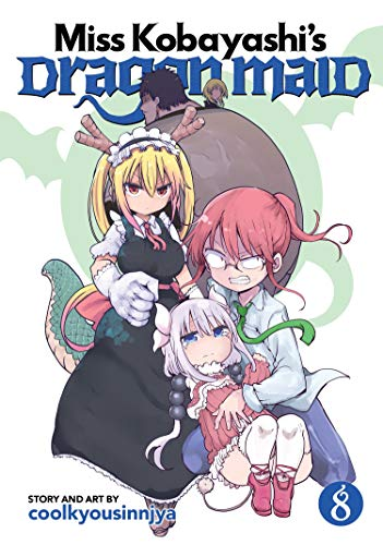 Miss Kobayashi's Dragon Maid (Vol. 8)