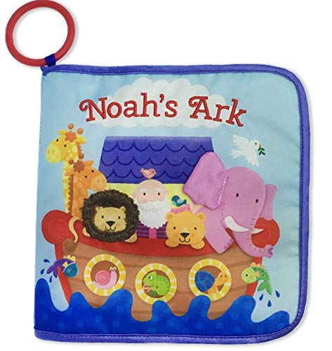 Noah's Ark (Deluxe Children's Cloth Book)