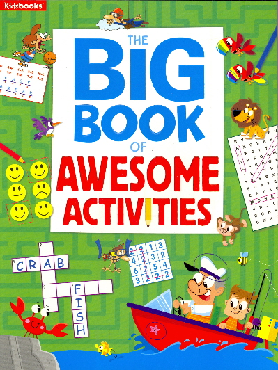 The Big Book of Awesome Actvitites (Big Books)