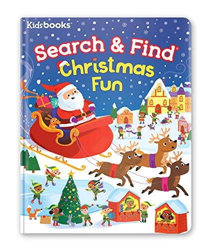 Christmas Fun (Search and Find)