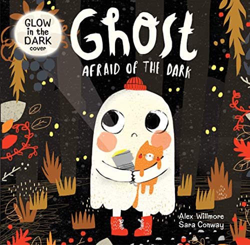 Ghost Afraid of the Dark