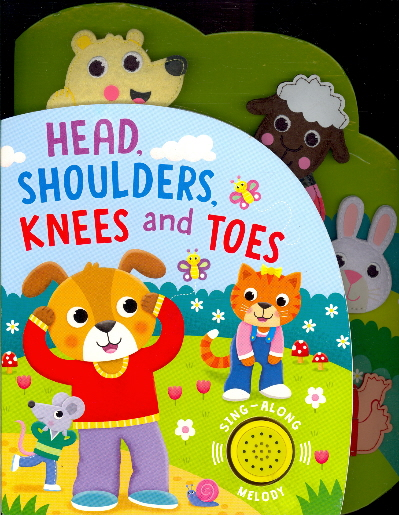 Head, Shoulders Knees and Toes Sing-Along Melody