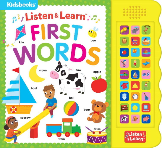 First Words (Listen & Learn)