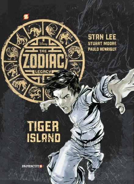 Tiger Island (The Zodiac Legacy #1)