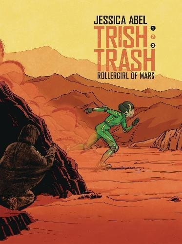 Rollergirl of Mars (Trish Trash, Volume 2)