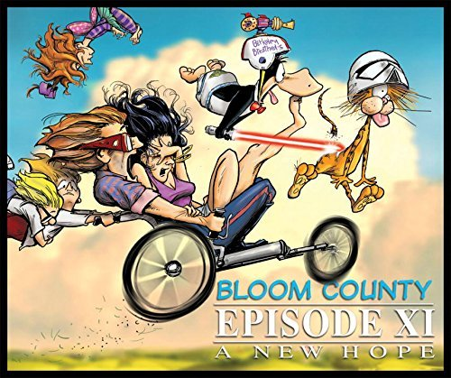 Bloom County Episode XI: A New Hope