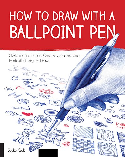 How to Draw with a Ballpoint Pen