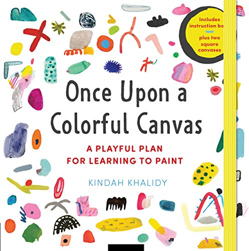Once Upon a Colorful Canvas: A Playful Plan for Learning to Paint
