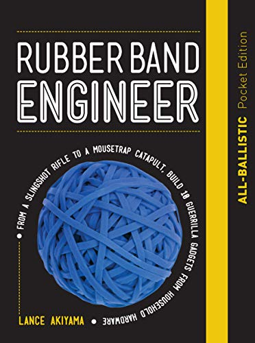 Rubber Band Engineer (All-Ballistic Pocket Edition)