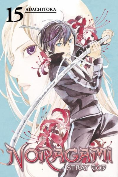 Stray God (Noragami, Volume 15)