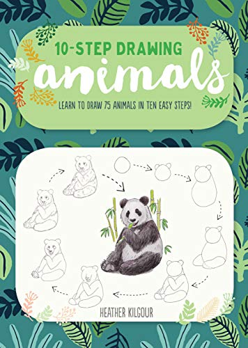 Ten-Step Drawing: Animals
