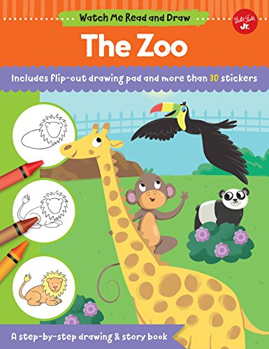 The Zoo (Watch Me Read and Draw)