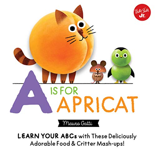 A is for Apricat (Little Concepts)