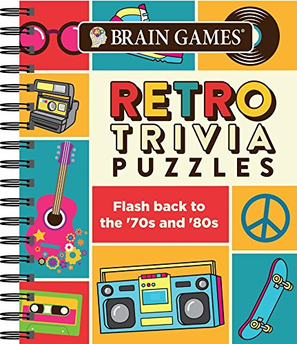 Retro Trivia Puzzles (Brain Games)