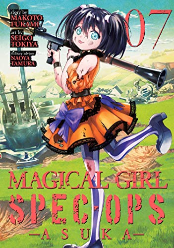 Magical Girl Spec-Ops Asuka (Volume 7)
