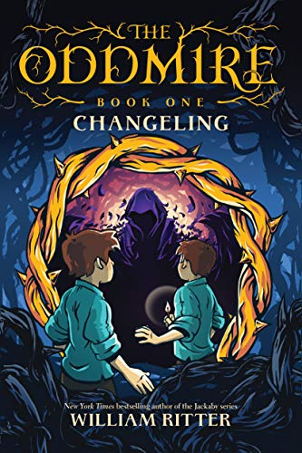 Changeling (The Oddmire, Bk. 1)