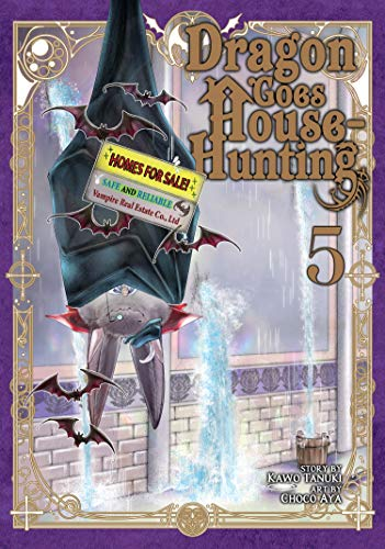 Dragon Goes House-Hunting (Volume 5)