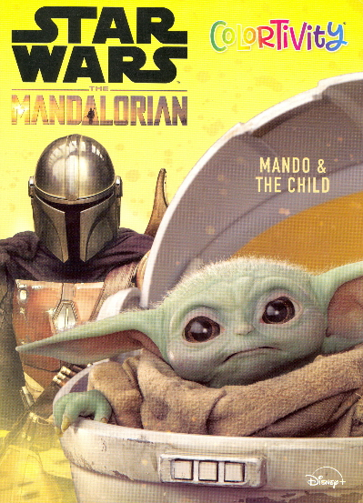 Mando & The Child Colortivity (Star Wars: The Mandalorian)