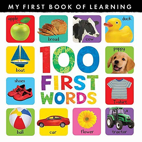 100 First Words (My First Book of Learning)
