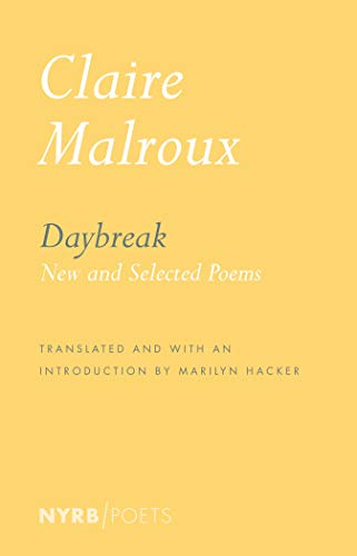 Daybreak: New and Selected Poems