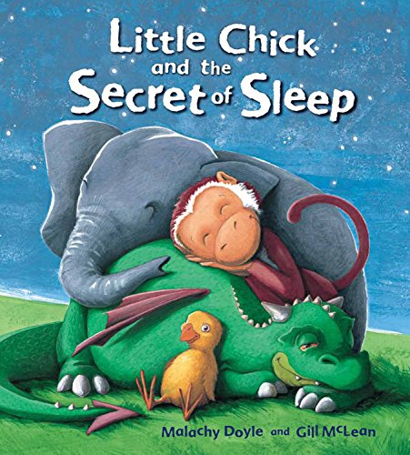 Little Chick and The Secret of Sleep (Storytime)