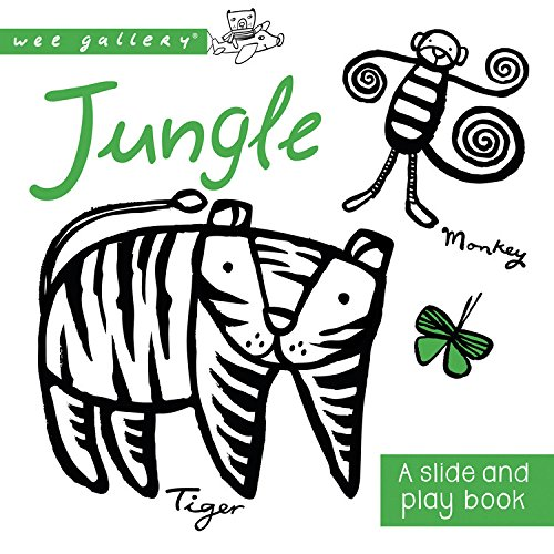 Jungle: A Slide and Play Book (Wee Gallery)