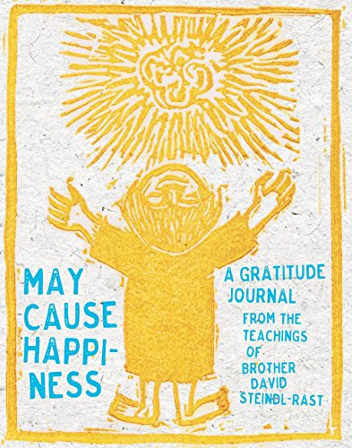 May Cause Happiness: A Gratitude Journal