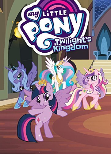 Twilight's Kingdom (My Little Pony, Vol. 8)
