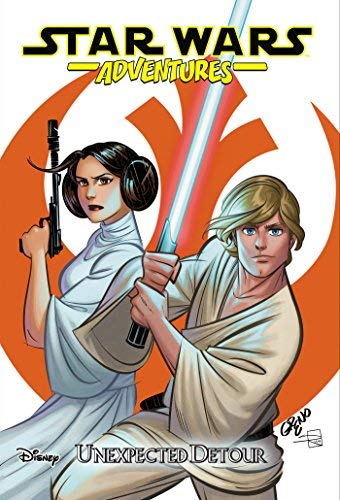 Unexpected Detour (Star Wars Adventures, Bk.2)
