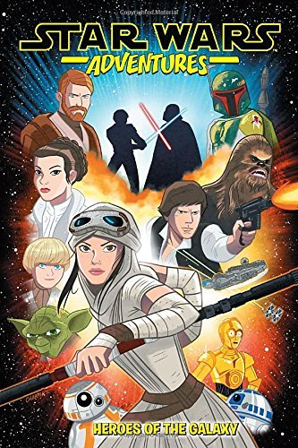 Heroes of the Galaxy (Star Wars Adventures)