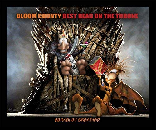 Bloom County: Best Read On The Throne