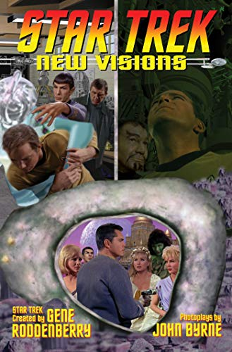 New Visions (Star Trek, Volume 8)