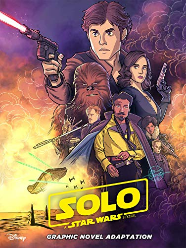 Solo: Graphic Novel Adaption (Star Wars)