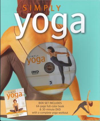 Simply Yoga (Book & DVD)