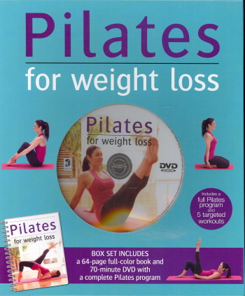 Pilates for Weight Loss (Book and DVD Set)
