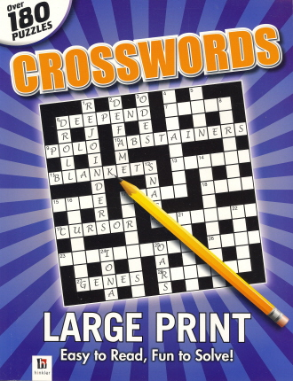 Crosswords (Large Print)