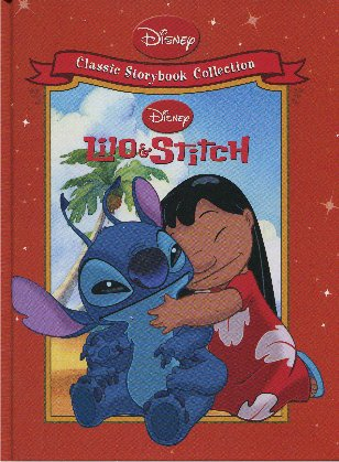 Disney Lilo & Stitch (Disney Classic Storybook Collection)