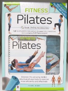 Pilates (Anatomy of Fitness, Book, DVD & Accessories)