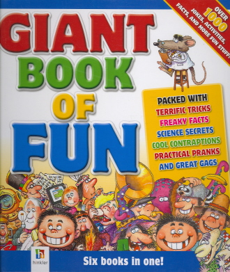 Giant Book of Fun (Six Books in One!)