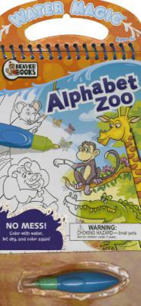 Alphabet Zoo (Water Magic)