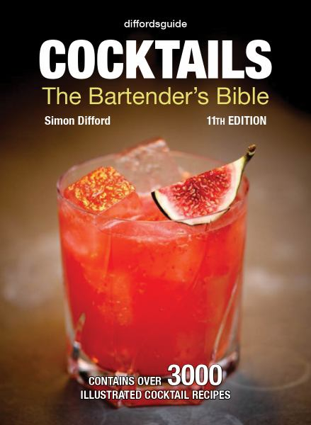 Cocktails: The Bartender's Bible (11th Edition)