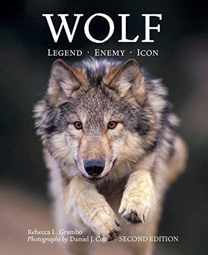 Wolf: Legend, Enemy, Icon (Second Edition)