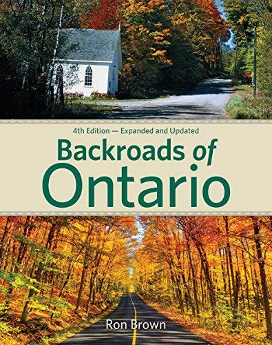 Backroads of Ontario (4th Edition)