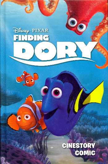 Cinestory Comic (Finding Dory,Disney Pixar)