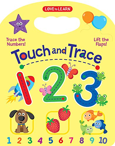 Touch and Trace 123 (Love to Learn)