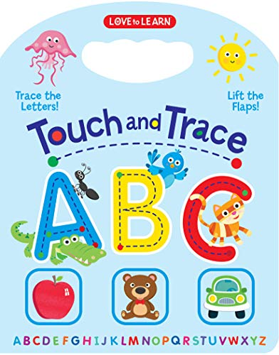 ABC Touch and Trace (Love to Learn)